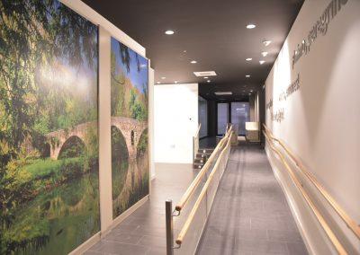"""""""Ultreia"""", centro de interpretación accesible sobre el Camino de Santiago en Pamplona"""