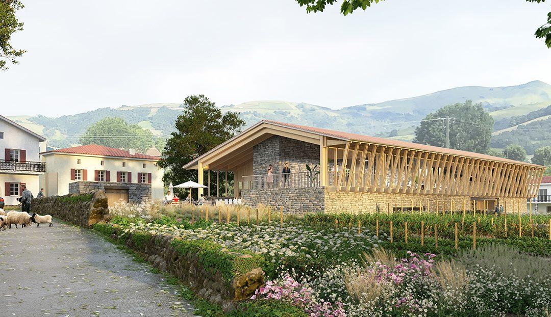 OSTAVALS Centro de valorización paisajística y del patrimonio jacobeo